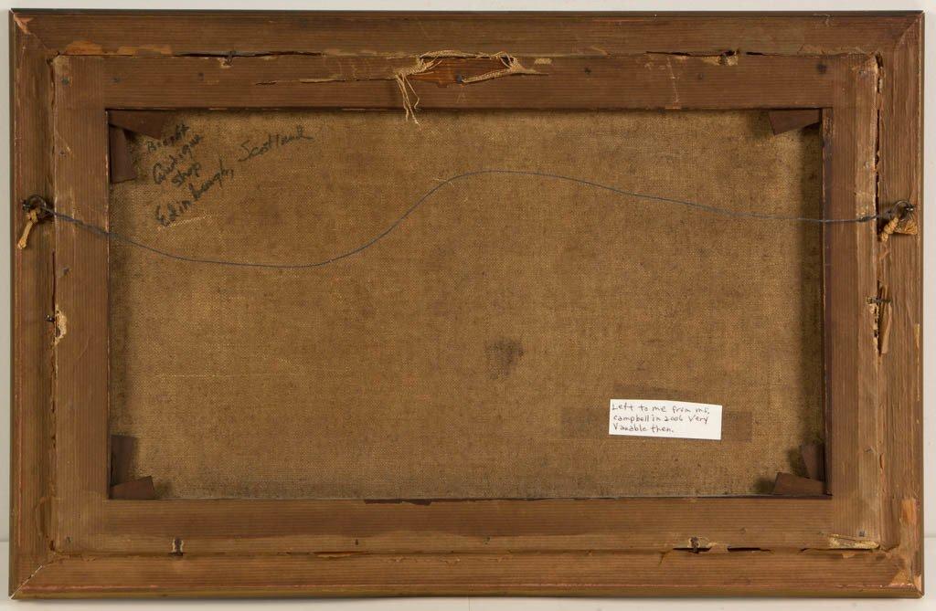 JOHN W. MORRIS (SCOTTISH, ACTIVE 1865-1924) PASTORAL - 3