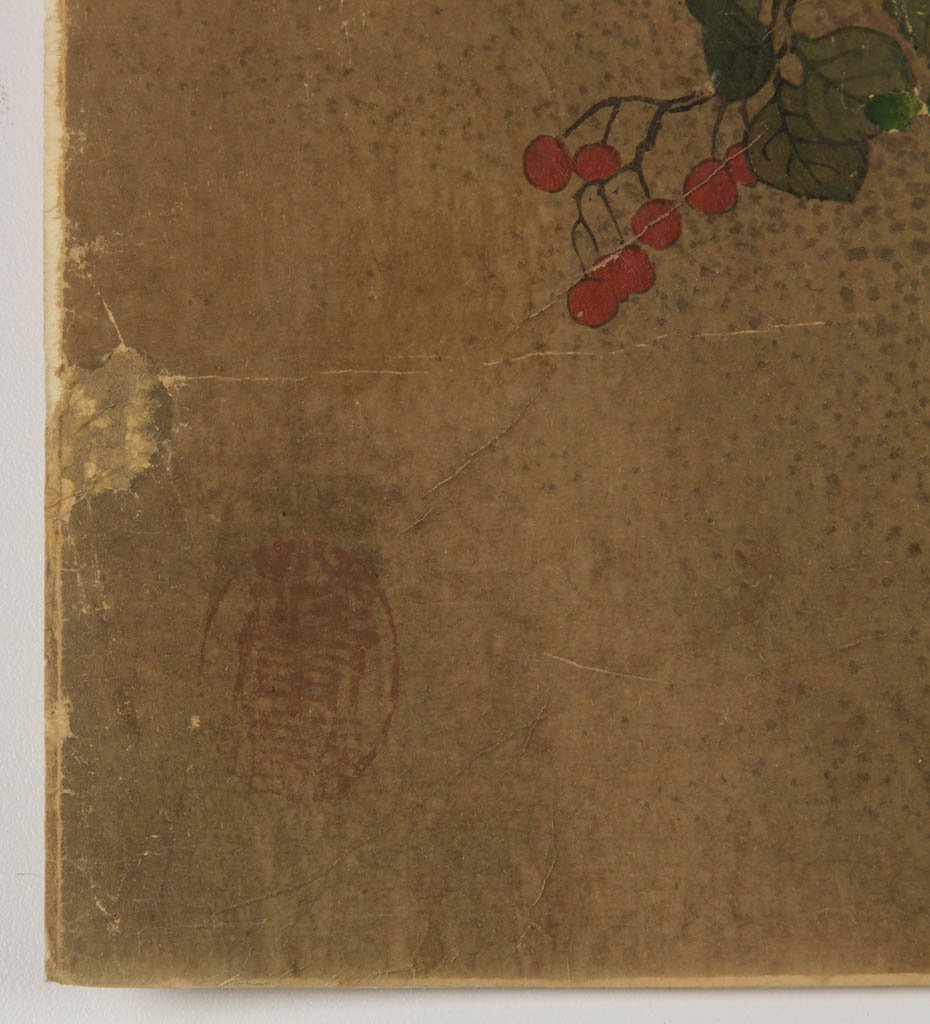 CHINESE WATERCOLOR ON PAPER SCENIC PANELS, LOT OF EIGHT - 6