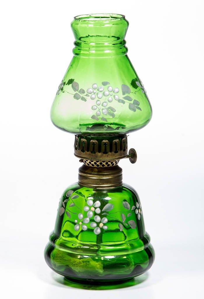 PANEL-OPTIC MINIATURE OIL LAMP