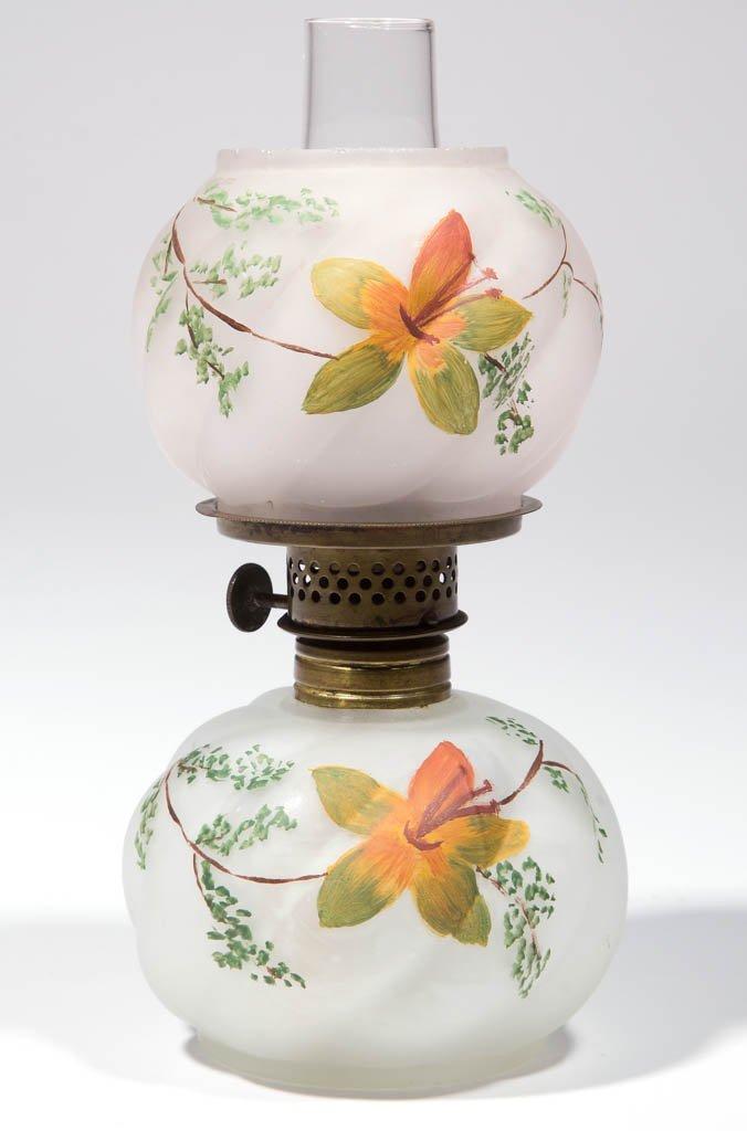 PARIAN SWIRL MINIATURE LAMP