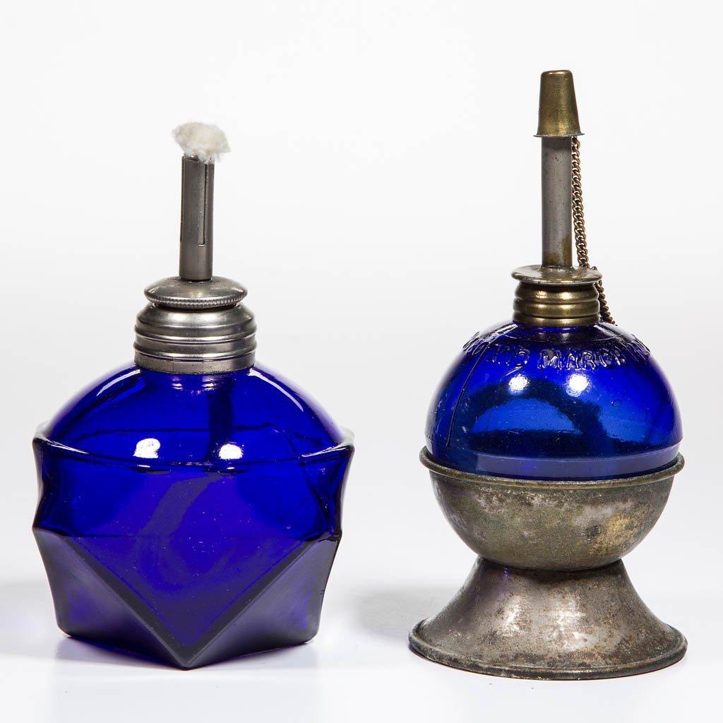 PATENTED JEWELER'S / BARBER'S MINIATURE SINGEING LAMPS,
