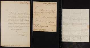 Napoleonic Wars -- Seven British Naval Commanders at