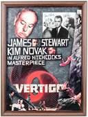 VERTIGO: Hitchcock Masterpiece, 3-D Collage Using