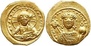 Constantine IX Monomachus. Gold Tetarteron Nomisma
