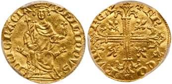France. Petit Royal d'Or (Florin d'Or), ND (1290)