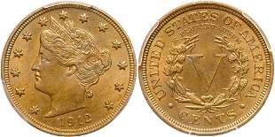 1912 Liberty Nickel