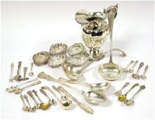 237 Sterling Silver group from a California Estate
