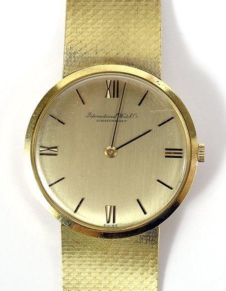 313: Gent's International Watch Company, Schaffhausen,