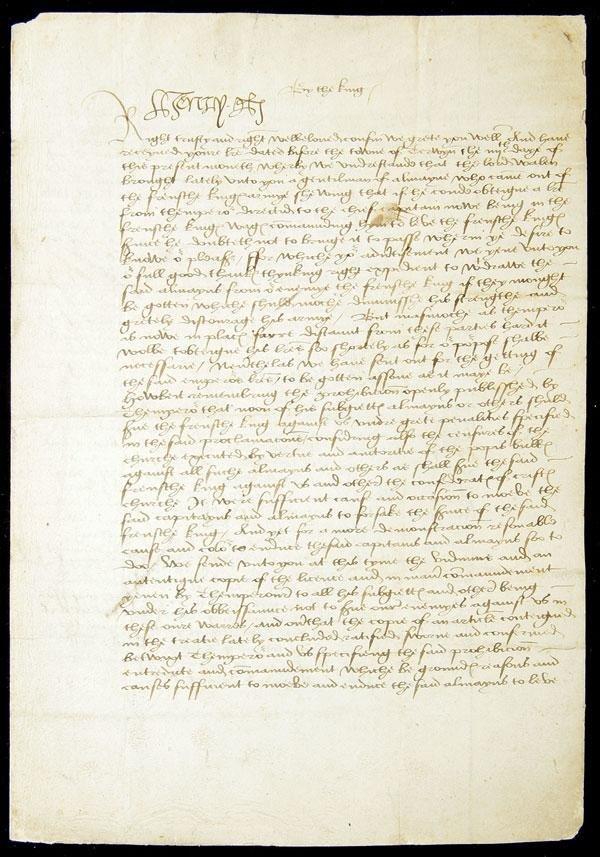 397: Henry VIII