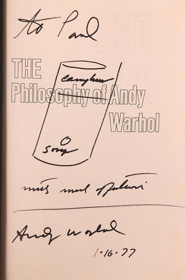 406: Warhol, Andy