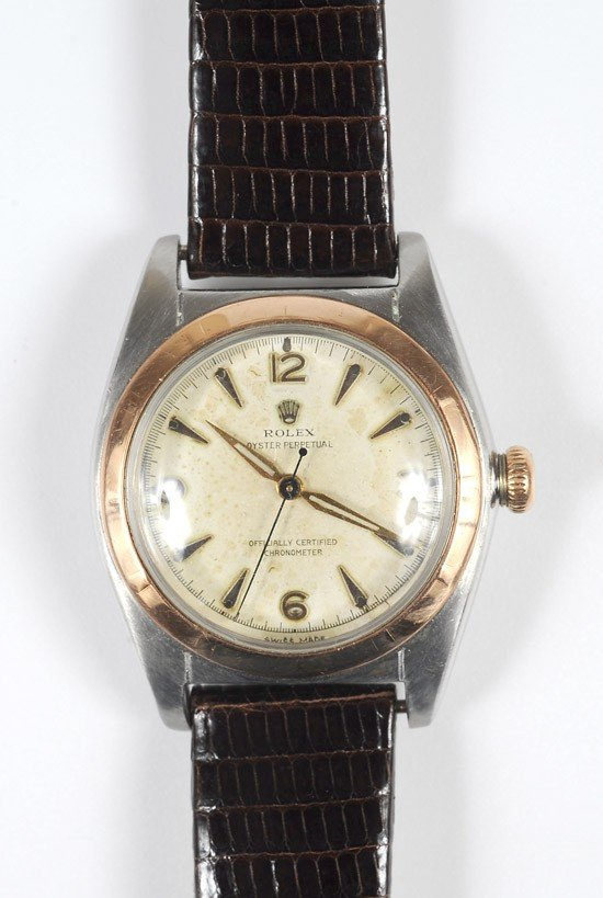 962: Vintage Rolex, Oyster Perpetual, Stainless Steel,
