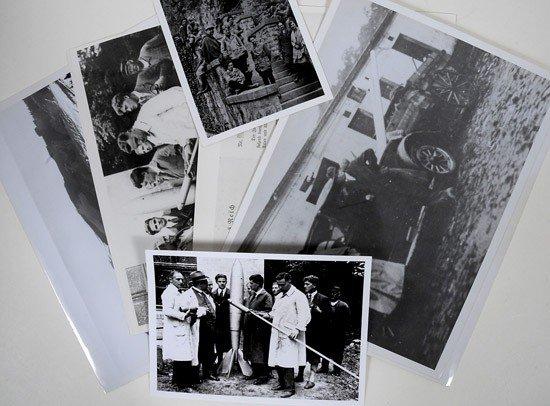 1021: Rockets, 1940s-1971+, Wernher von Braun Photo Arc