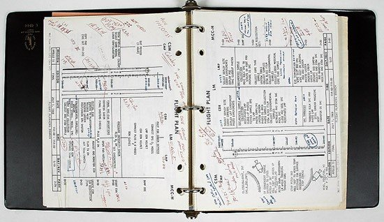 470: Apollo 11, 1969, Final Apollo 11 Flight Plan