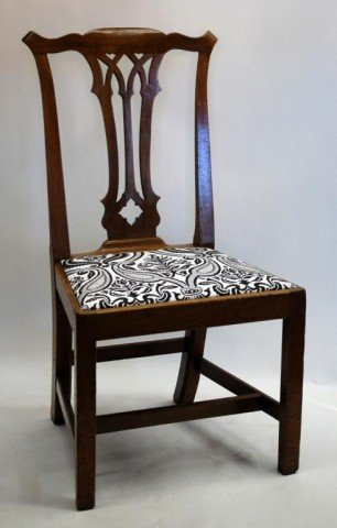 2. Ca. 1775 Chippendale Side Chair - Philadelphia
