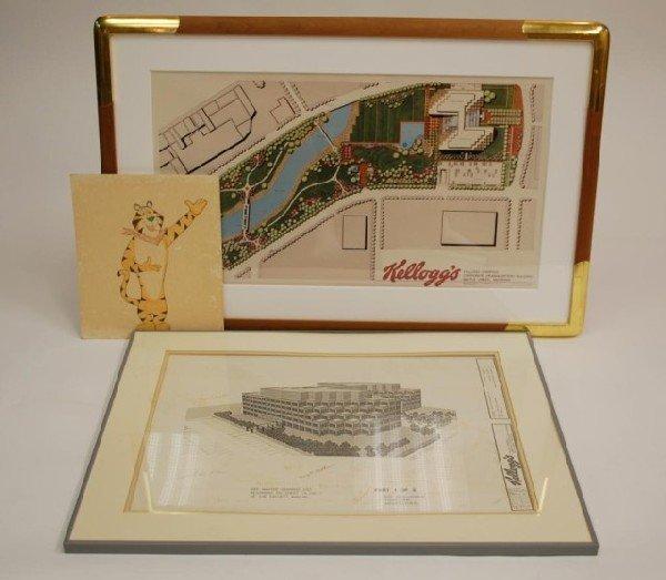10: Kellogg Company items