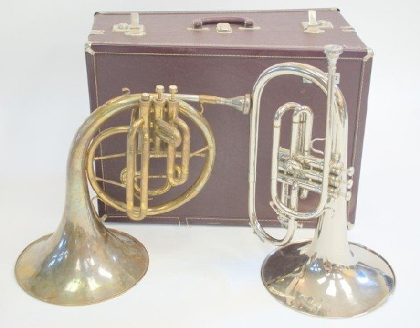 21: Mellophone & French Horn
