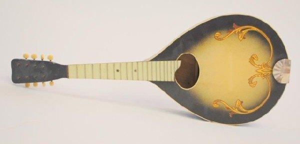 22: Mandolin Likely Early 20th century