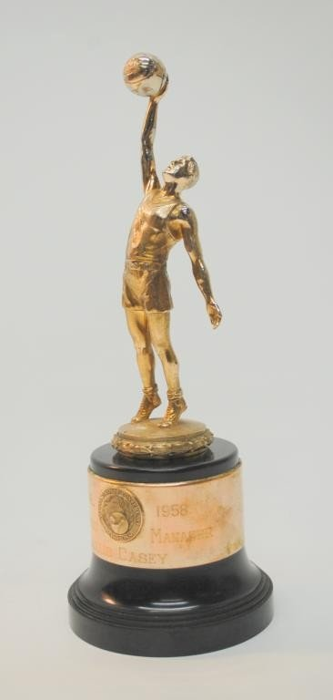 9: 1958 ACC Champion Trophy-Willis R. Casey