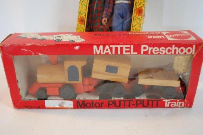 119: Vintage Toys-Mattel Putt-Putt and Waltons Dolls - 2