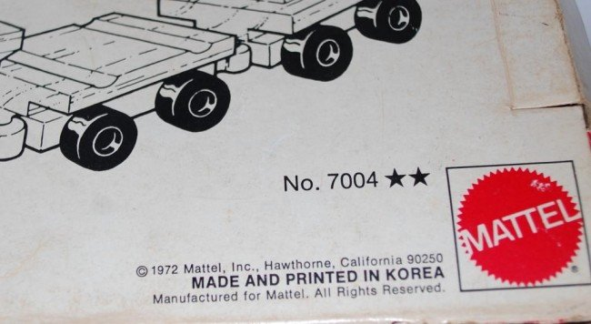 119: Vintage Toys-Mattel Putt-Putt and Waltons Dolls - 3