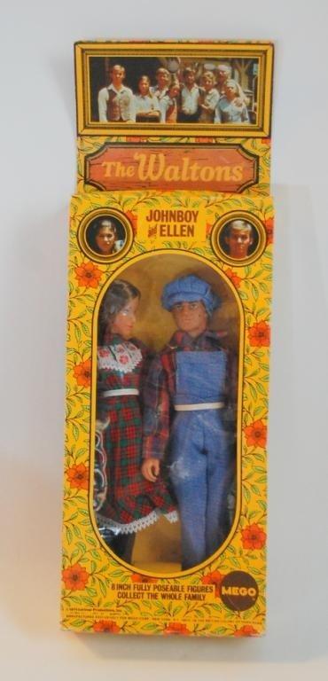 119: Vintage Toys-Mattel Putt-Putt and Waltons Dolls - 4