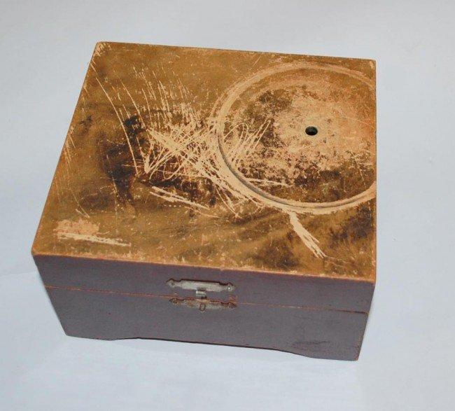 197: Swiss Thorens Music Box Circa 1940 - 4
