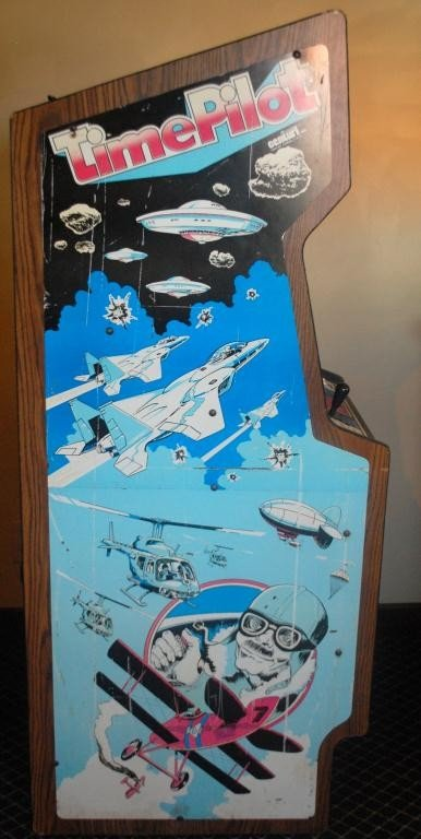 4: Time Pilot Arcade Video Game by Centuri - 6