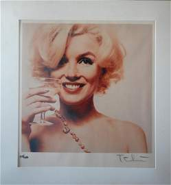 12: Rare Marilyn Monroe Photographed by Bert Stern