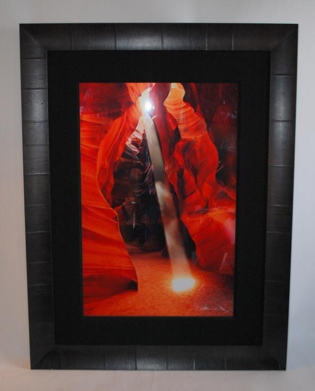 """182: Peter Lik """"Shine"""" Ltd. Ed. Photograph"""