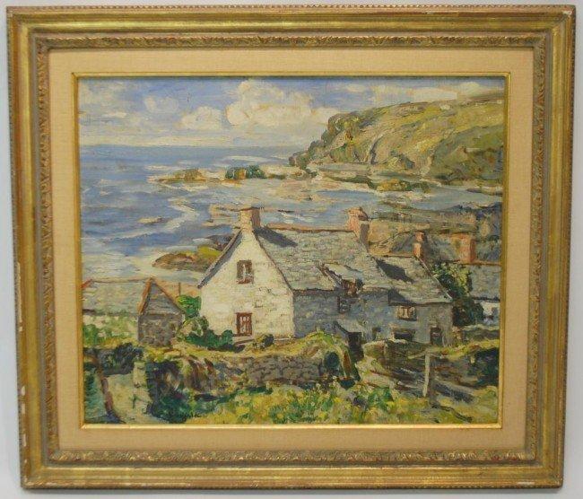"""99: Walter Elmer Schofield """"The Cliff Village"""" OOC"""