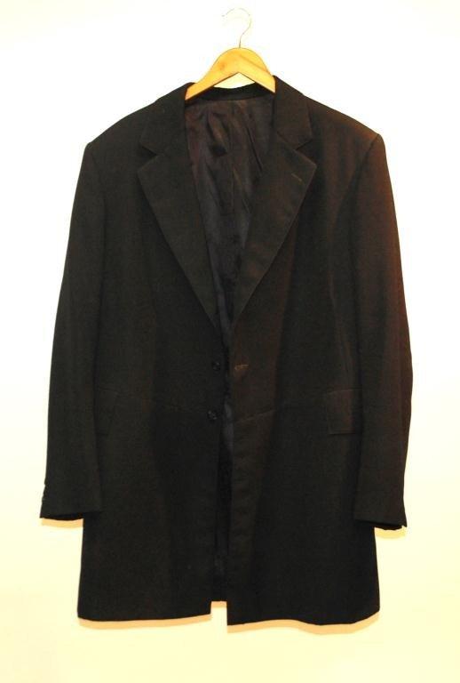 9: Johnny Cash Personal Coat- Autographed - 2