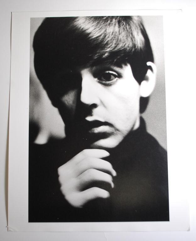 8C: Paul McCartney-1962 Hatami Photograph