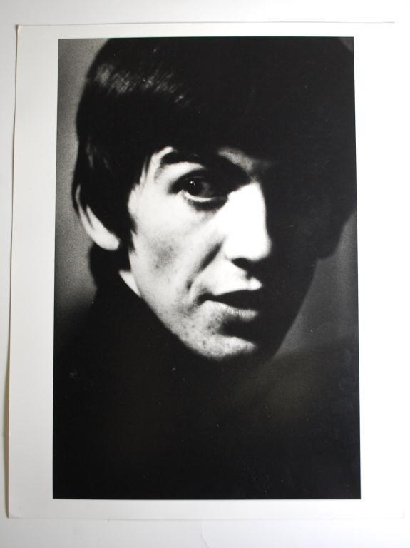 8D: George Harrison-1962 Hatami  Photograph