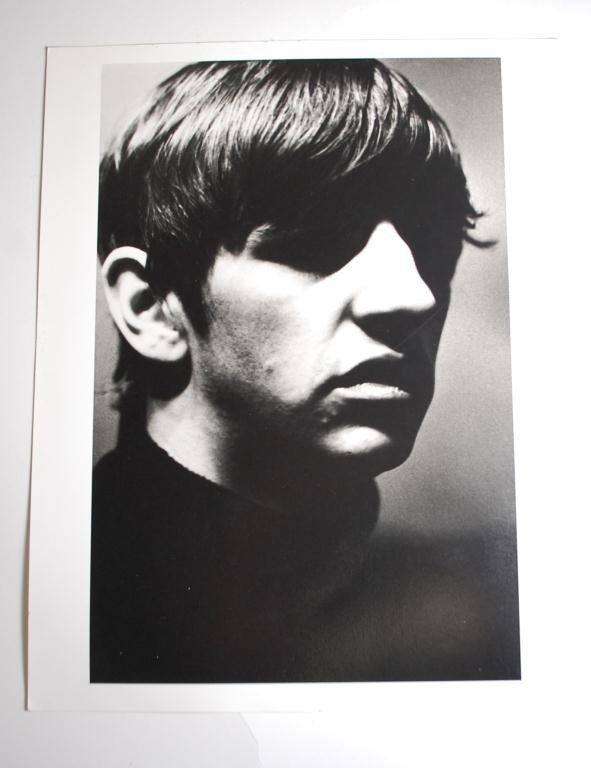 8E: Ringo Starr-1962 Hatami Photograph