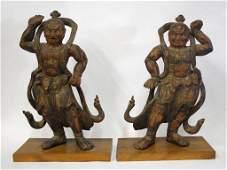146 Japanese Nio Guardians