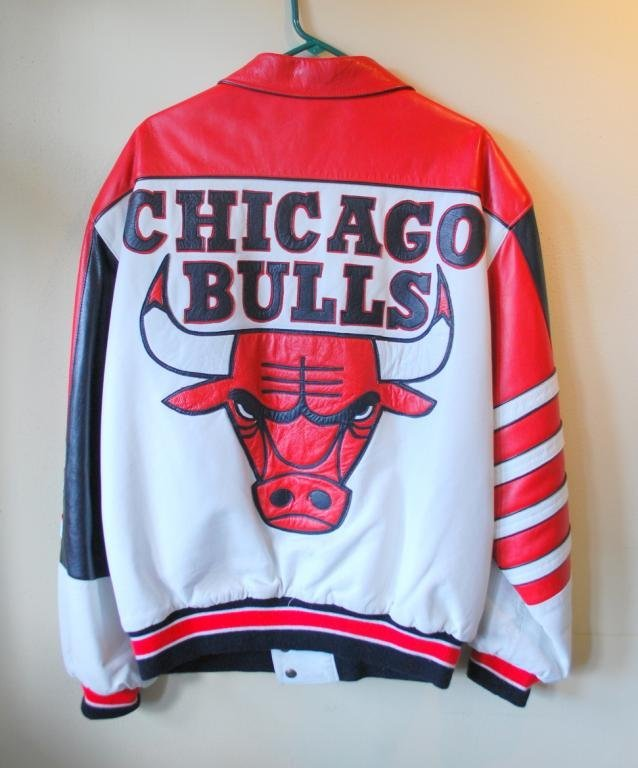 5: Michael Jordan Personal Chicago Bulls Jacket