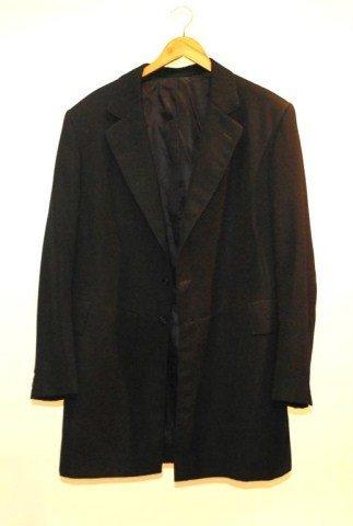20: Johnny Cash Personal Coat- Autographed