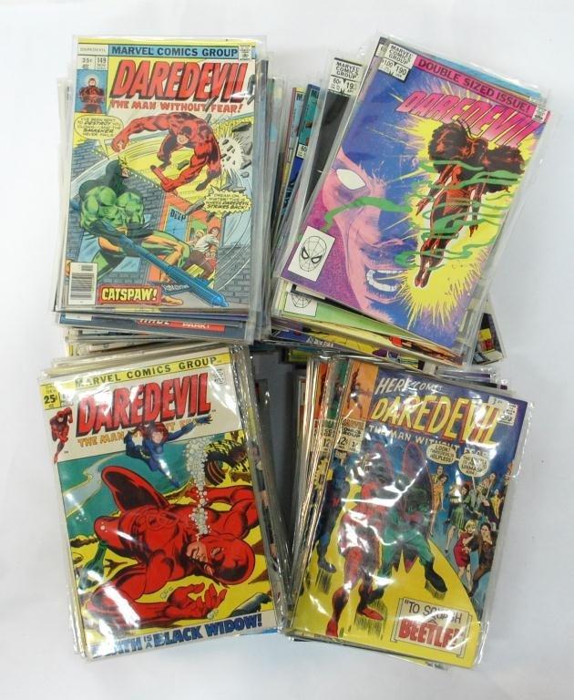 7A: 198+ Daredevil Comic Books