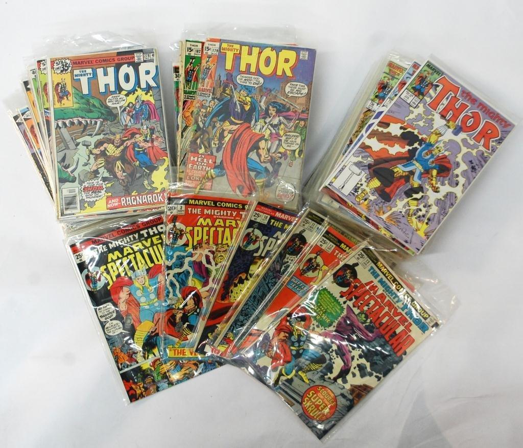 11E: 100+ Thor Comic Books