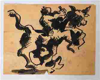 Jacques Lipchitz Collection 80+ Drawings & Letters