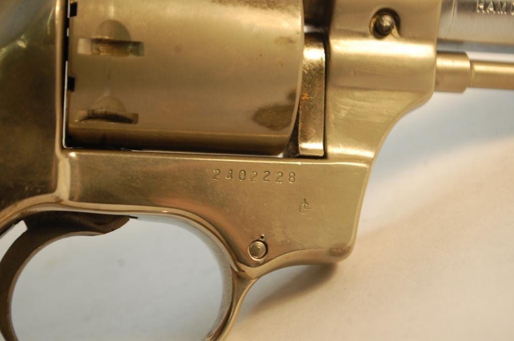Hi-Standard .22 Caliber 9 Shot Revolver - 6