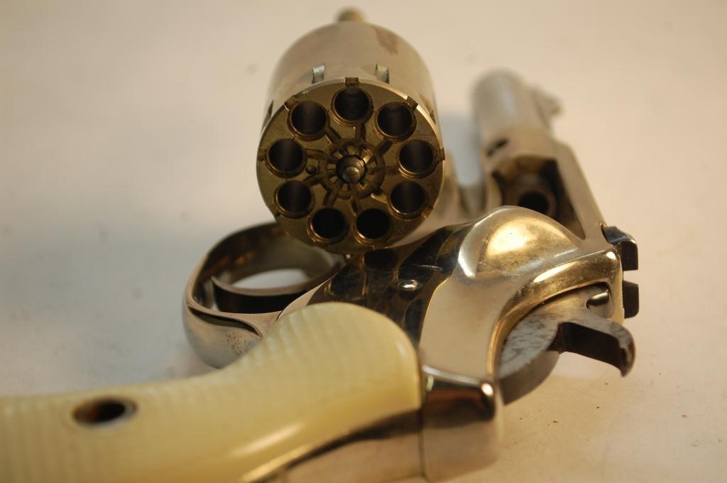 Hi-Standard .22 Caliber 9 Shot Revolver - 7