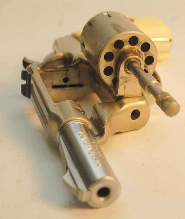 Hi-Standard .22 Caliber 9 Shot Revolver - 9
