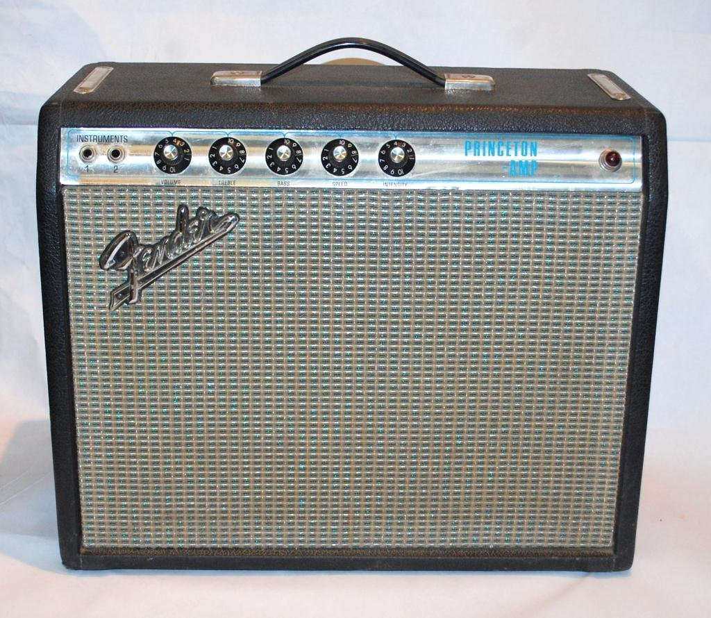 1968 Fender Princeton  Amplifier