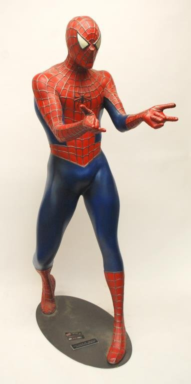 Life Size Spiderman