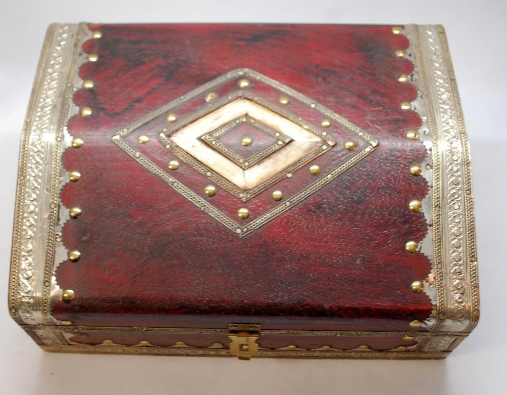 K. Hansotia & Co. Cigar Box, Ltd. Ed Mahogany