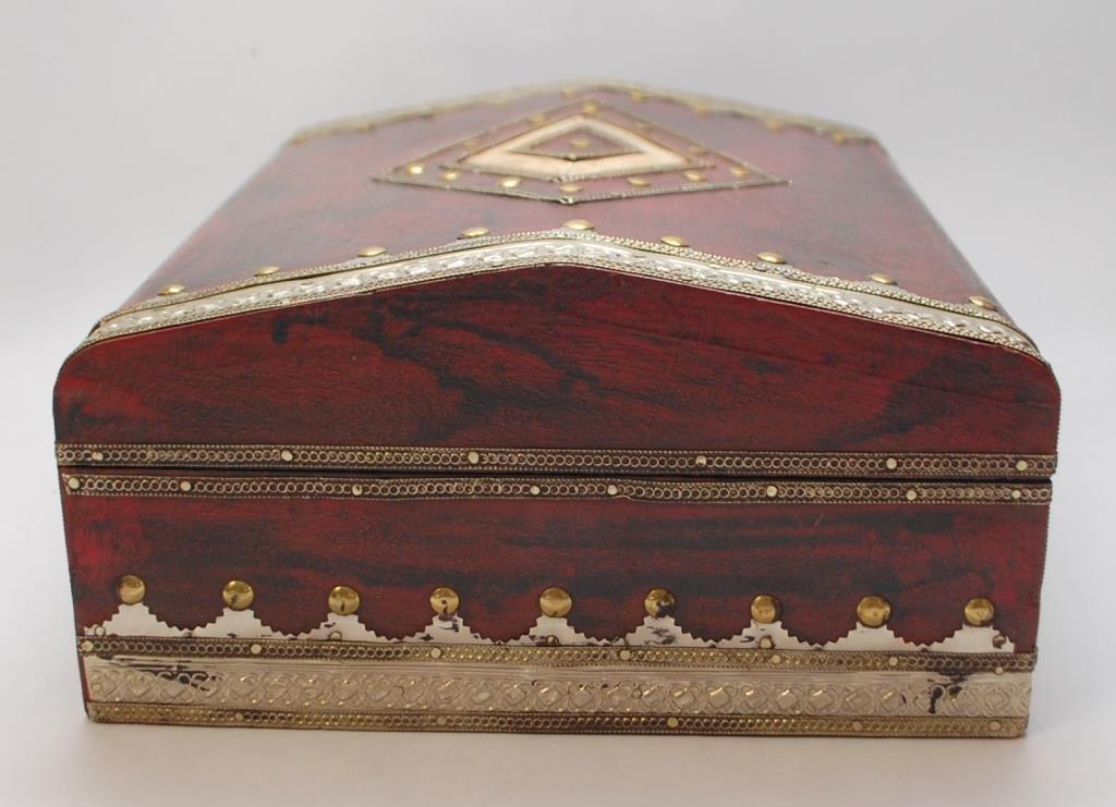 K. Hansotia & Co. Cigar Box, Ltd. Ed Mahogany - 3