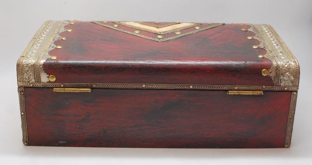 K. Hansotia & Co. Cigar Box, Ltd. Ed Mahogany - 4