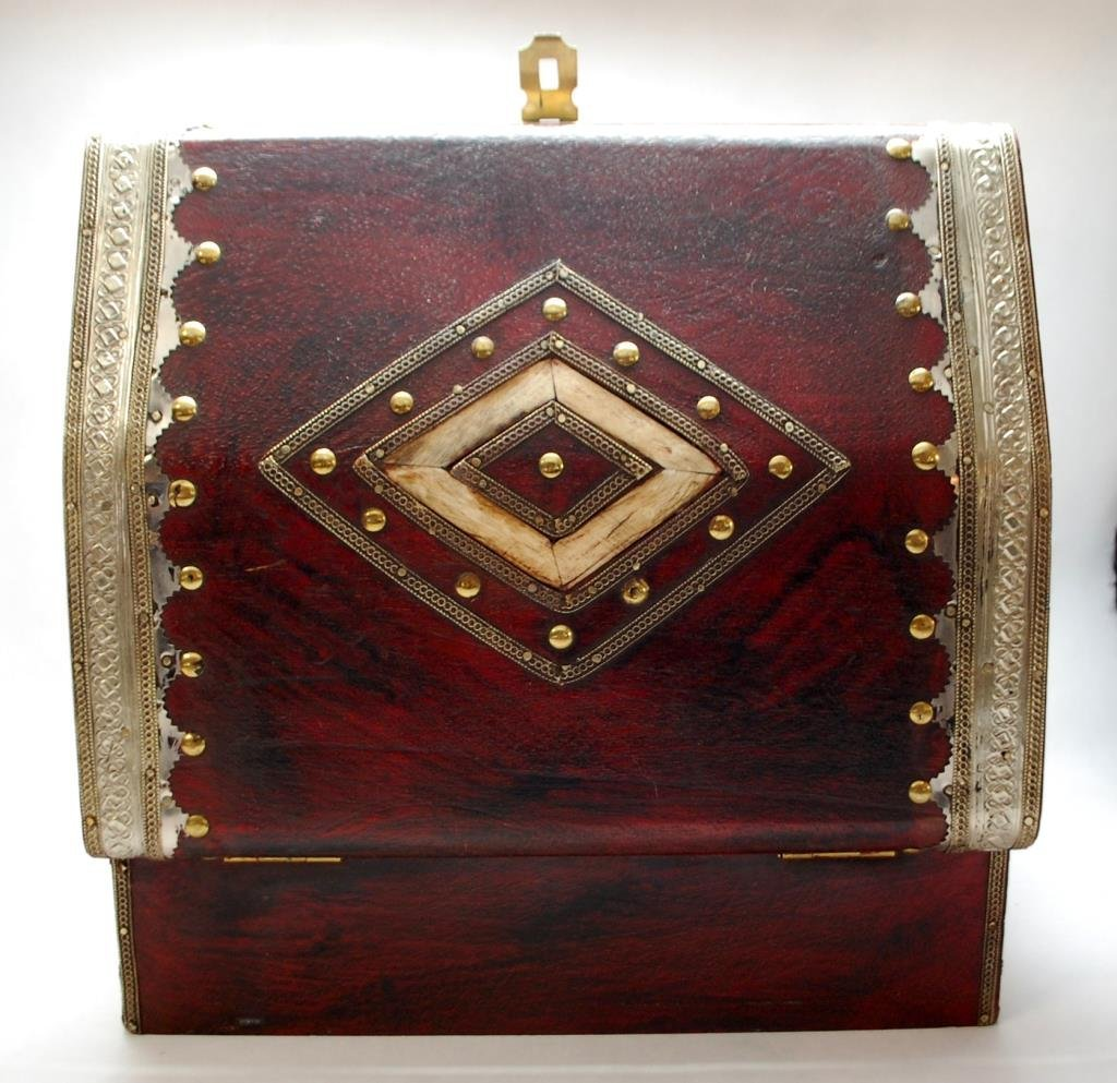 K. Hansotia & Co. Cigar Box, Ltd. Ed Mahogany - 5