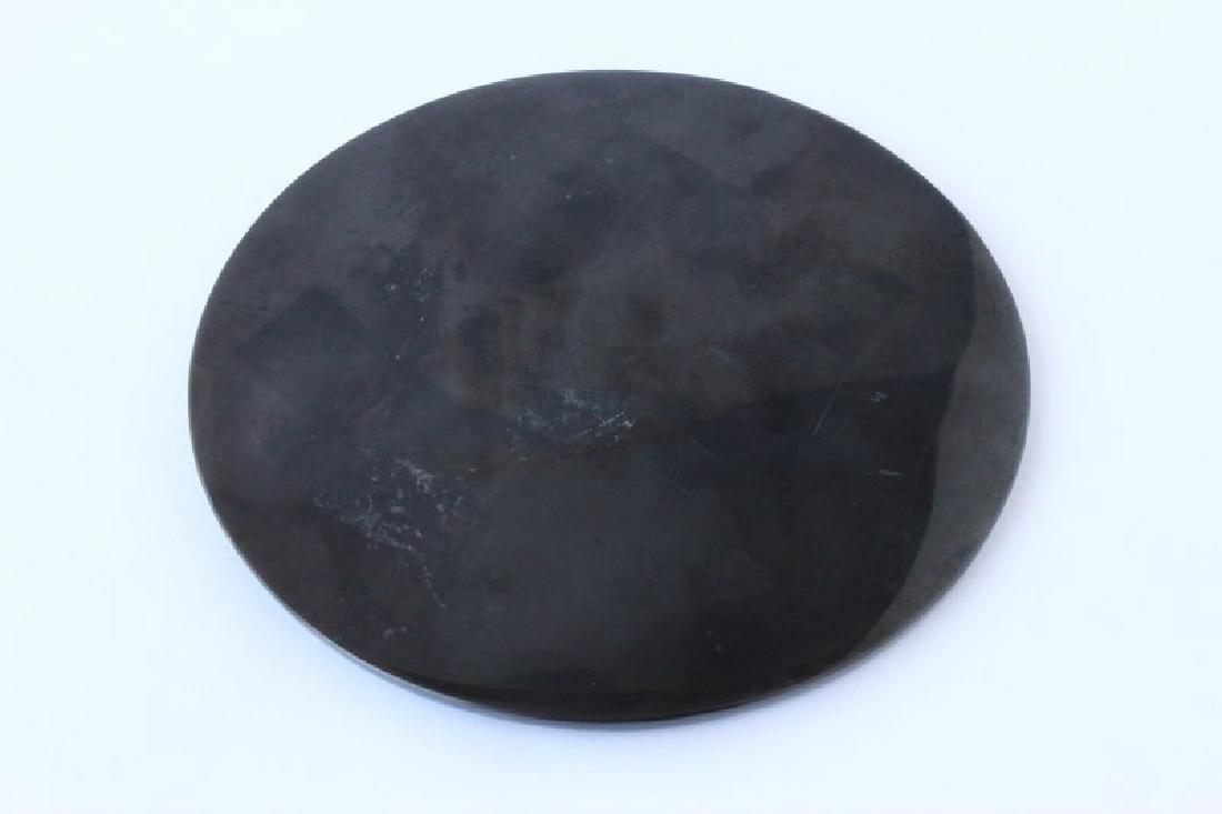 Chinese Bronze Mirror, - 4